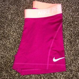 Nike Pro Cool Dri-fit compression shorts NWT